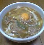 うどんレシピ『カレーうどん』