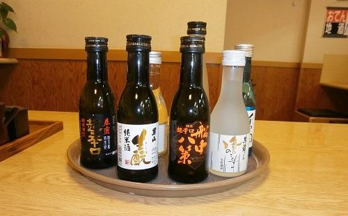 山田製麺所の地酒